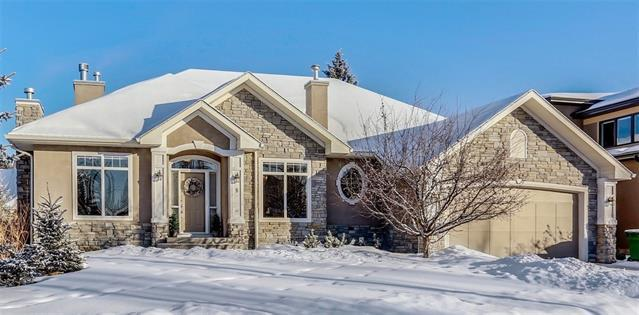 8 Discovery Valley Cove SW, Calgary, AB T3H 5H3 (#C4173739) :: Redline Real Estate Group Inc