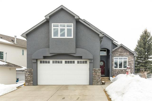 9 Sandstone Ridge Crescent, Okotoks, AB T1S 1P8 (#C4173743) :: The Cliff Stevenson Group