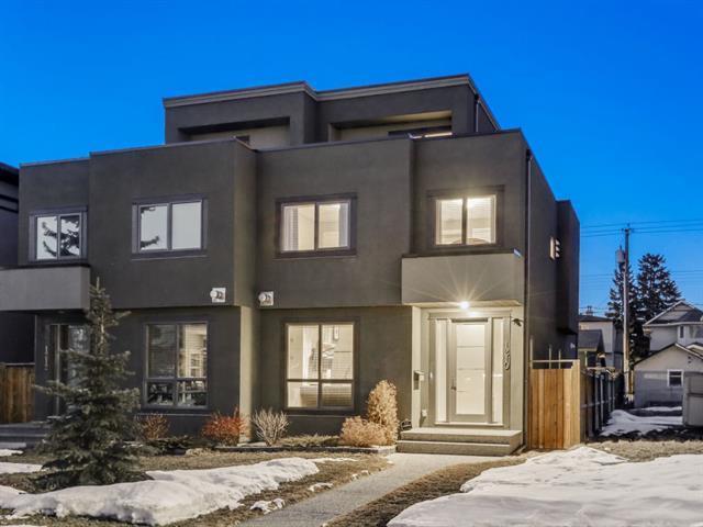 1210 17 Avenue NW, Calgary, AB T2M 0P8 (#C4173808) :: Redline Real Estate Group Inc