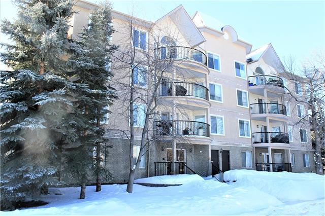 735 56 Avenue SW #203, Calgary, AB T2V 0G9 (#C4173811) :: Canmore & Banff
