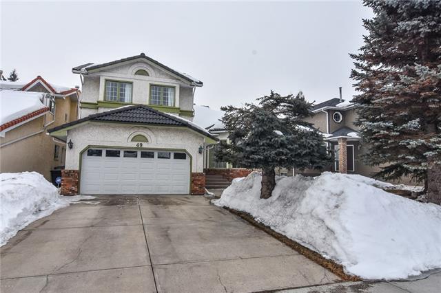 49 Shawnee Rise SW, Calgary, AB T2Y 2R8 (#C4173818) :: Redline Real Estate Group Inc