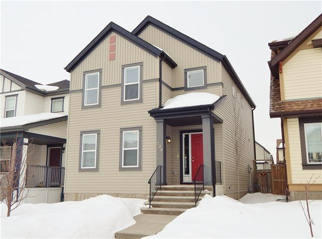 108 Copperstone Terrace SE, Calgary, AB T2Z 0S5 (#C4173891) :: Canmore & Banff
