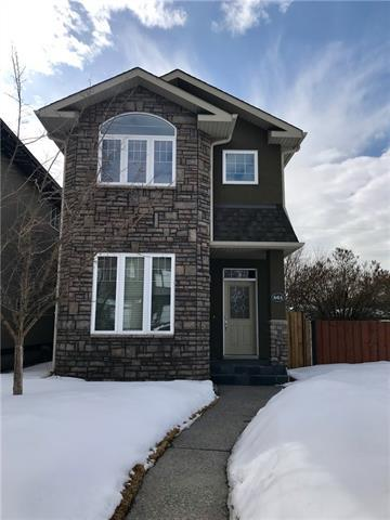 461 29 Avenue NW, Calgary, AB T2M 2M4 (#C4173914) :: Canmore & Banff