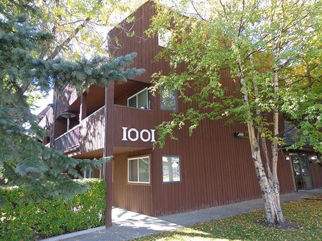1001 68 Avenue SW #102, Calgary, AB T2V 4X1 (#C4173916) :: Redline Real Estate Group Inc
