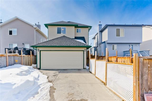 289 Taralake Terrace NE, Calgary, AB T3J 0A1 (#C4173935) :: Canmore & Banff
