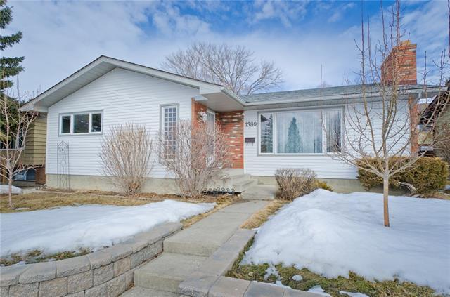 7380 Silver Springs Road NW, Calgary, AB T3B 4L3 (#C4173956) :: Canmore & Banff