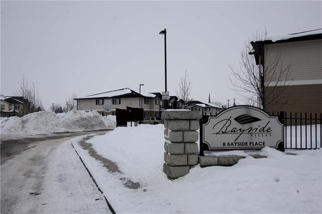 8 Bayside Place 201,, Strathmore, AB T1P 0E1 (#C4173968) :: Redline Real Estate Group Inc