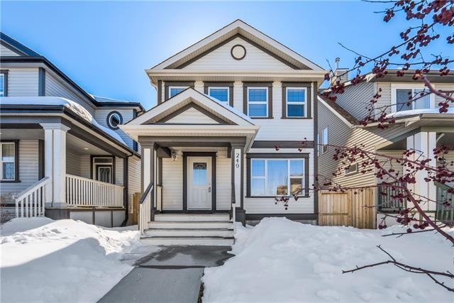 249 Copperstone Terrace SE, Calgary, AB T2Z 0J4 (#C4173972) :: Canmore & Banff