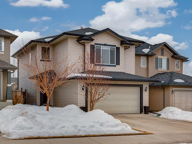 5 Tuscany Ravine Terrace NW, Calgary, AB T3L 2T1 (#C4173979) :: Canmore & Banff