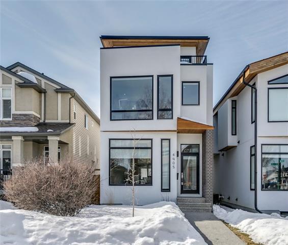 4905 21 Street SW, Calgary, AB T2T 5B7 (#C4174030) :: Canmore & Banff