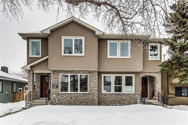 635 18 Avenue NW, Calgary, AB T2M 0T9 (#C4174044) :: Canmore & Banff