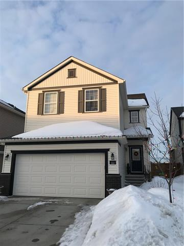 102 Copperstone Close SE, Calgary, AB T2Z 0P4 (#C4174049) :: Canmore & Banff