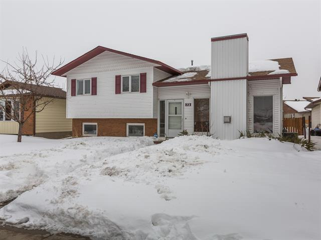 72 Parkwood Crescent, Strathmore, AB T1P 1H1 (#C4174069) :: Canmore & Banff