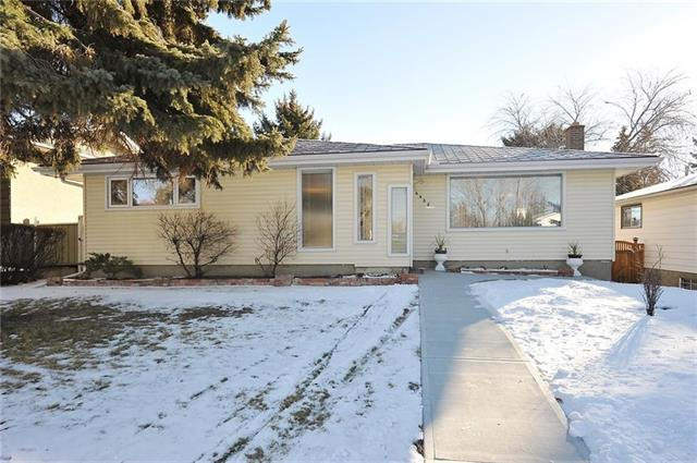 6408 Dalsby Road NW, Calgary, AB T3A 1M8 (#C4174070) :: Canmore & Banff