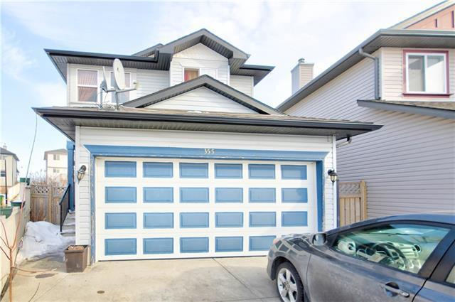 355 Taracove Estate Drive NE, Calgary, AB T3J 5A1 (#C4174082) :: Canmore & Banff
