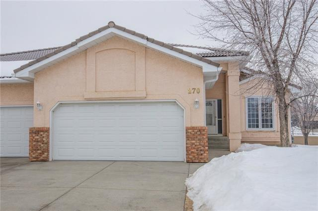 270 Hamptons Park NW, Calgary, AB T3A 5A7 (#C4174084) :: Canmore & Banff