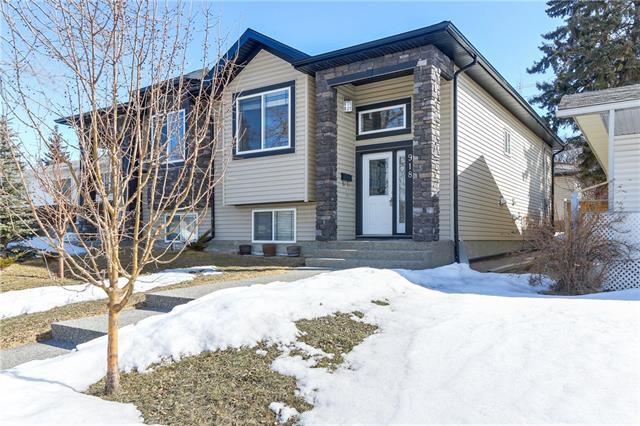 918 16A Street NE, Calgary, AB T2E 4E4 (#C4174111) :: Redline Real Estate Group Inc