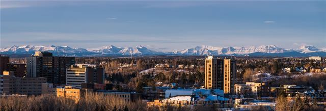 210 15 Avenue SE #2807, Calgary, AB T2G 0B5 (#C4174127) :: Canmore & Banff