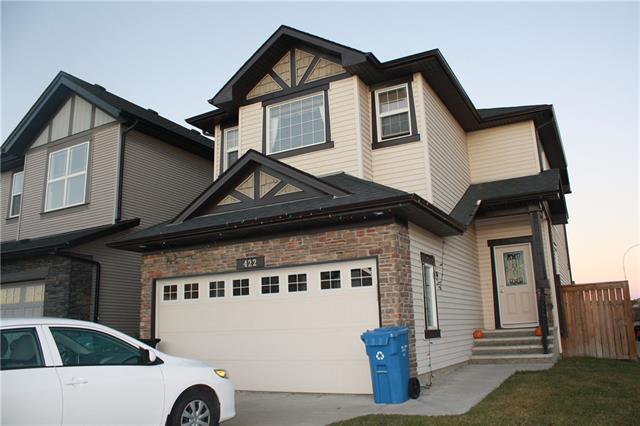 422 Skyview Ranch Way NE, Calgary, AB T3N 0C6 (#C4174129) :: Canmore & Banff