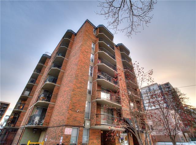 317 14 Avenue SW #604, Calgary, AB T2R 0M4 (#C4174141) :: Canmore & Banff