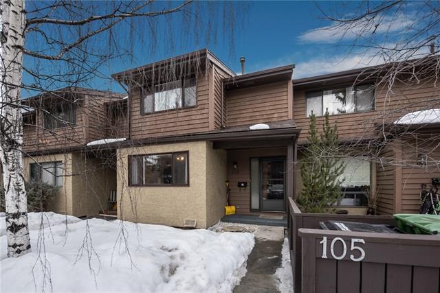 2300 Oakmoor Drive SW #105, Calgary, AB T2V 4N7 (#C4174183) :: Redline Real Estate Group Inc