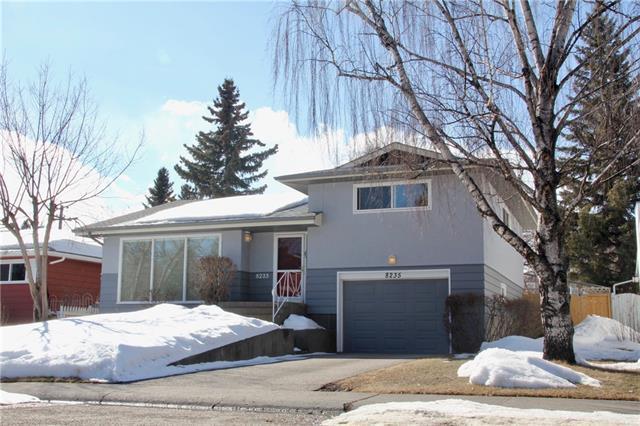 8235 10 Street SW, Calgary, AB T2V 1M7 (#C4174198) :: Redline Real Estate Group Inc