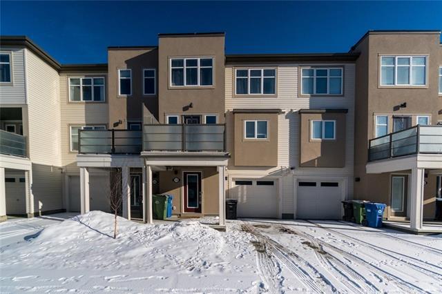 238 Cityscape Lane NE, Calgary, AB T3N 0W6 (#C4174220) :: Canmore & Banff