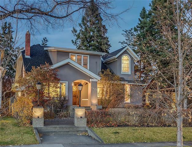 1422 Joliet Avenue SW, Calgary, AB T2T 1S2 (#C4174319) :: The Cliff Stevenson Group