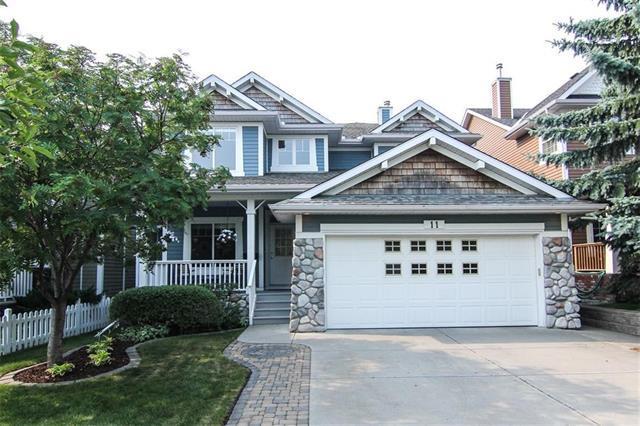 11 Moreuil Court SW, Calgary, AB T2T 6B1 (#C4174348) :: Redline Real Estate Group Inc