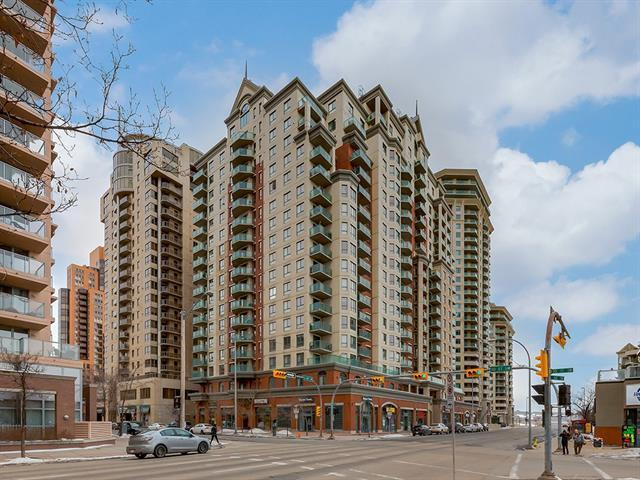 1111 6 Avenue SW #204, Calgary, AB T2P 5M5 (#C4174355) :: Canmore & Banff