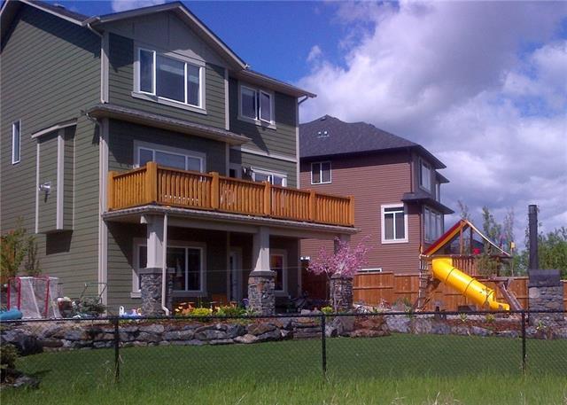 209 Jumping Pound Terrace, Cochrane, AB T4C 0K5 (#C4174458) :: Tonkinson Real Estate Team