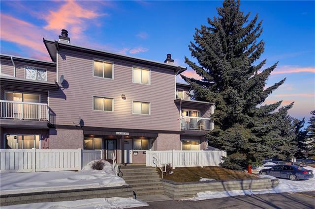 3800 Fonda Way SE #55, Calgary, AB T2A 6G8 (#C4174500) :: The Cliff Stevenson Group