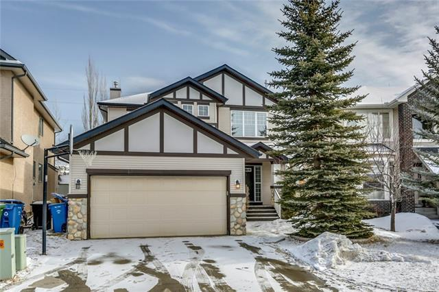 42 Discovery Ridge Road SW, Calgary, AB T3R 4R3 (#C4174544) :: Redline Real Estate Group Inc