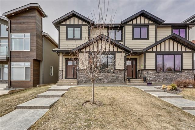 2219 36 Street SW, Calgary, AB T3E 2Z3 (#C4174597) :: Tonkinson Real Estate Team