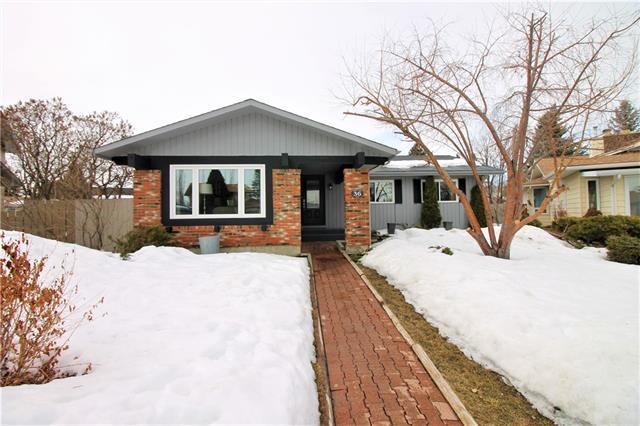 36 Parkvalley Place SE, Calgary, AB T2J 4W3 (#C4174643) :: Redline Real Estate Group Inc