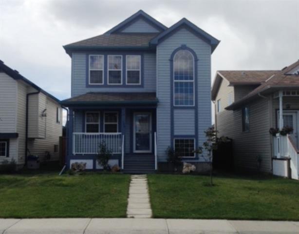 156 Cimarron Grove Crescent, Okotoks, AB T1S 2E2 (#C4174715) :: Redline Real Estate Group Inc