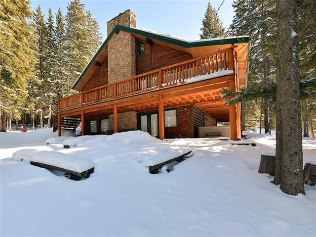 3 Ranch Road, Rural Foothills M.D., AB T0L 1K0 (#C4174784) :: Redline Real Estate Group Inc