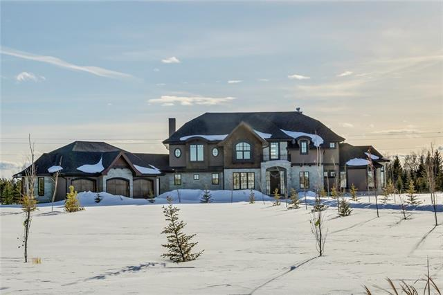 243067 Morning Vista Way, Rural Rocky View County, AB T3Z 0B2 (#C4174810) :: Canmore & Banff