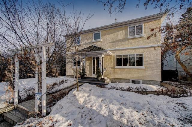 1711 31 Avenue SW, Calgary, AB T2T 1S6 (#C4174923) :: Redline Real Estate Group Inc