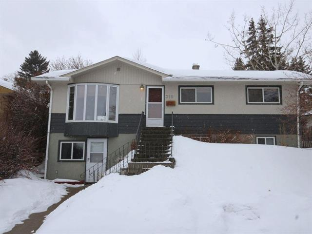 319 47 Avenue SW, Calgary, AB T2S 1C1 (#C4175024) :: Canmore & Banff