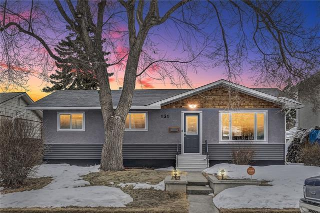 131 Westover Drive SW, Calgary, AB T3C 2S7 (#C4175112) :: Canmore & Banff