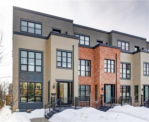 529 23 Avenue SW, Calgary, AB T2S 0J5 (#C4175135) :: Canmore & Banff