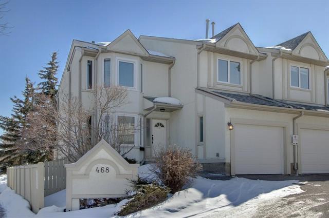 468 Woodbine Boulevard SW #2, Calgary, AB T2W 5H7 (#C4175228) :: Tonkinson Real Estate Team