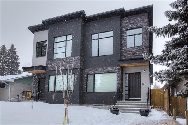 921 42 Street SW, Calgary, AB T3C 1Y9 (#C4175275) :: Canmore & Banff