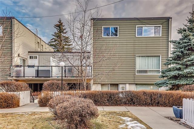 6919 Elbow Drive SW #102, Calgary, AB T2V 0E6 (#C4175308) :: Redline Real Estate Group Inc