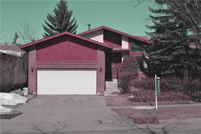 288 Whitefield Drive NE, Calgary, AB T1Y 5J3 (#C4175359) :: Redline Real Estate Group Inc