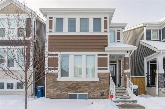 96 Red Embers Crescent NE, Calgary, AB T3N 0R4 (#C4175379) :: Canmore & Banff