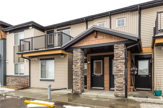 2781 Chinook Winds Drive SW #13203, Airdrie, AB T4B 3S5 (#C4175385) :: Canmore & Banff