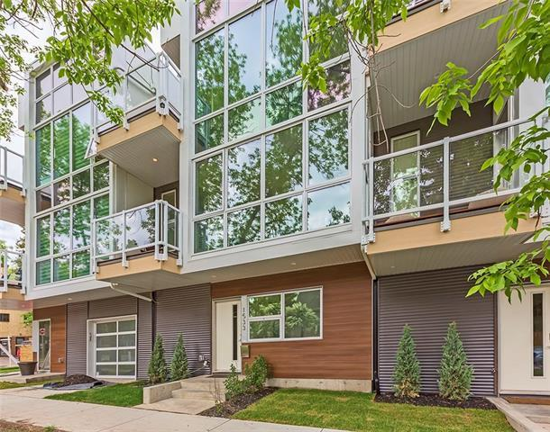 1533 15 Street SW, Calgary, AB T3C 1A1 (#C4175420) :: Canmore & Banff