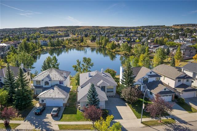 10048 Hidden Valley Drive NW, Calgary, AB T3A 5G2 (#C4175522) :: Canmore & Banff